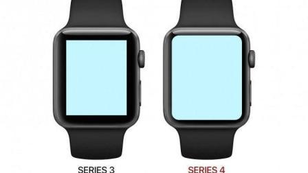 Apple Watch S4即将来袭: 大幅提升屏占比