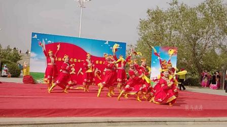 美丽的前郭尔罗斯-舞动东北原创舞蹈视频正式篇529
