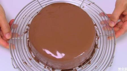 彩虹巧克力蛋糕制作方法, 怎么样你学会了吗?