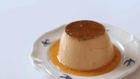 美味Q弹的奶茶布丁, 香滑浓郁的小甜点