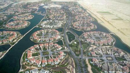 迪拜壕出新境界! 建造世界第一大人工岛, 极尽奢华!