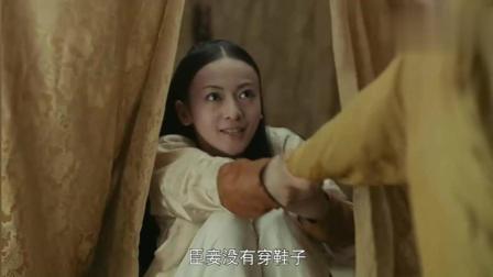 魏璎珞晚上偷偷爬上皇上的床, 这画风是穿越了吗?
