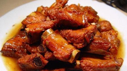 红烧排骨怎么做好吃, 鲜嫩可口吃不腻, 做法很简单