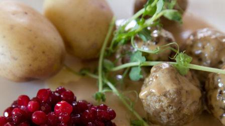 传统瑞典肉丸制作方法