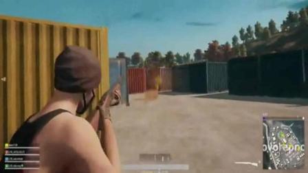 绝地求生: 最大土豪玩家, 众人都不忍心开枪。