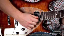 Music Man BFR Steve Morse Y2D 试听测评