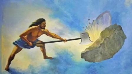 盘古开天辟地, 创造了多少古神? 排名第一的无人敢争!