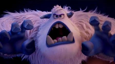 《雪怪大冒险》中文预告, 雪人为了收集人类的证据闯入人类世界