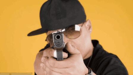 在中国除了警察和军人给配枪, 还有什么人敢配枪?