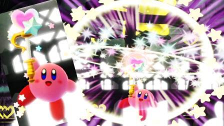 [宝妈趣玩]星之卡比★新星同盟05: 凌波微步, 带你飞! 谁是银河系全垒打王?