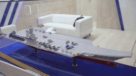 专供出口! 俄罗斯新型核动力航母亮相, 印度海军将迎来希望