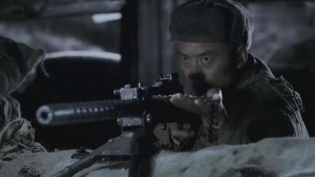 尖刀班被韩军包围, 坚守阵地等待支援