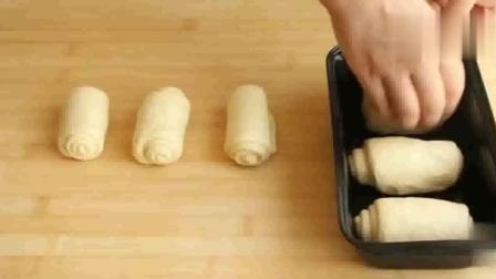 蓬松柔软小面包现不用外面去买了, 自己在家做, 营养又美味
