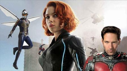 《蚁人2》看点大揭秘! 复联再添女英雄