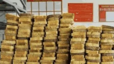 彪悍的战斗民族, 军队吃什么? 俄军: 砖头一样的面包了解下!