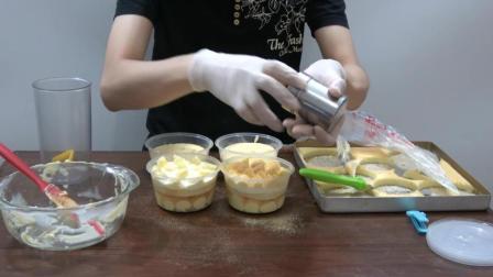 业余吃货第三次做残豆乳盒子, 虽然不好看, 但是很好吃, 分享配方