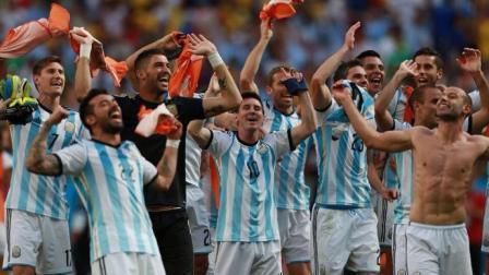 北京奥运10周年! 梅西率领阿根廷奥运夺金
