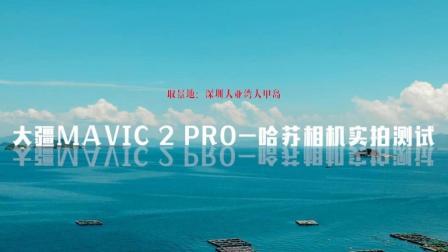 【爱搞机】大疆Mavic 2 Pro哈苏相机实拍测试
