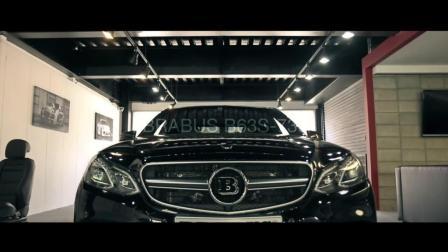 「巴博斯改装中心」奔驰E63 AMG改装巴博斯B63S 最高可达730马力