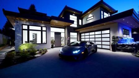 国外豪华别墅, 现代梦想之家
