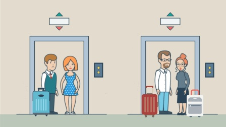 脑力测试: 这两对夫妻, 哪对是假夫妻?