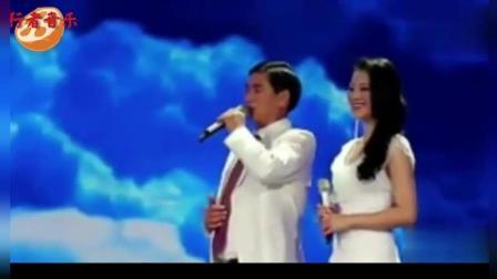 大衣哥另结新欢, 携手新搭档唱《为了谁》, 于文华看到该吃醋了吧