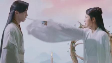 《香蜜》润玉利用魇兽成功离间锦觅旭凤, 面对锦觅的质疑, 旭凤这样回答