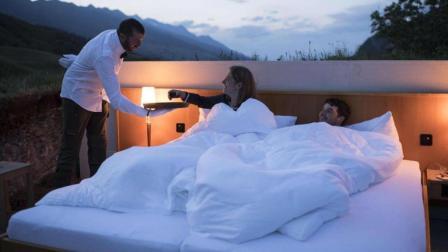 全球最简陋的酒店, 连墙都没有, 一晚要1697元!