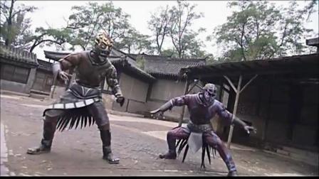 刑天铠甲: 刑天用了一个超强招式, 让两个幽冥魔看懵!