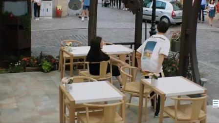 《中餐厅》王俊凯: 他会不会叫有鹏哥爷爷? 舒淇: 会不会喊我妹妹