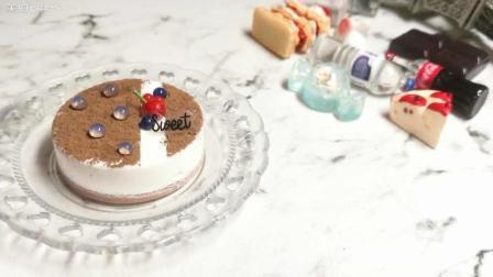 【粘土慕斯蛋糕教程】教你做粘土甜品