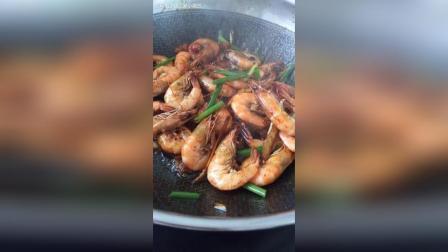 美味炒虾家常做法