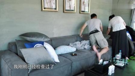 汪小菲秒修好老婆的按摩椅, 大S: 没有你我该怎么