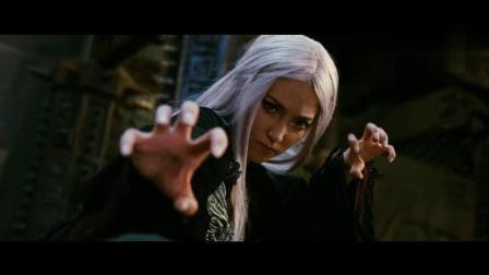 悟空附身美国少年, 大战白发魔女, 导演的脑洞太大了