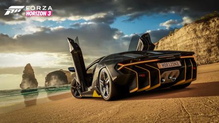 《极限竞速:地平线3》 老司机高超技术