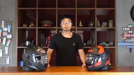 600元内必看的一顶入门级摩托车全盔HJC CS15骑士网野兽测评