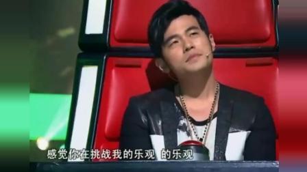 """《中国好声音》大红裤衩音乐老师""""怪""""歌曲唱"""