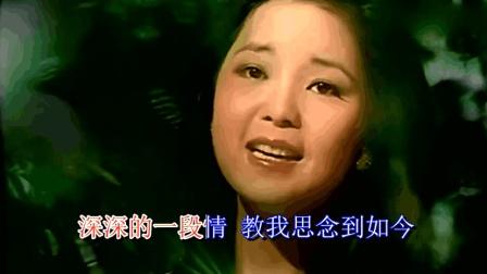 邓丽君经典歌曲《月亮代表我的心》