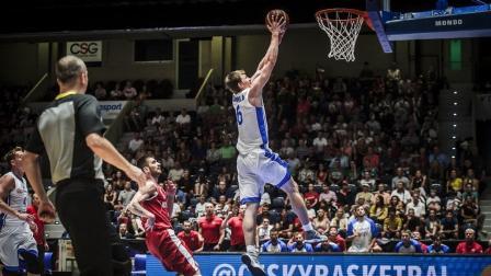 2019篮球世界杯欧洲区预选赛, 25大精彩扣篮集锦