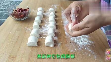 家庭版的枣香糯米糕, 做法和比例都告诉你, 想不会都难, 太简单了