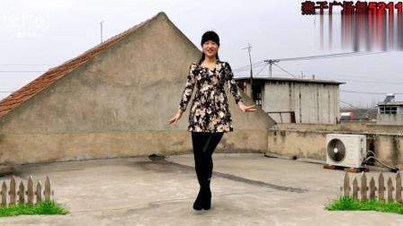 广场舞老婆最大燕子教你跳中老年健身舞, 简单又好学!