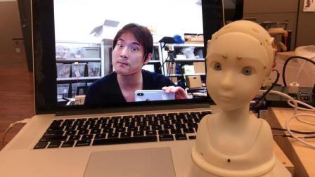 """日本人发明了一个""""戏精""""机器人, 模仿人类表情, 太逼真!"""
