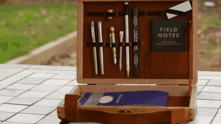 如何给木质盒子加装牛皮配饰