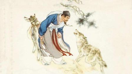 怪口历史 《东郭先生和狼》看过吗?原来人心比动物可怕多了