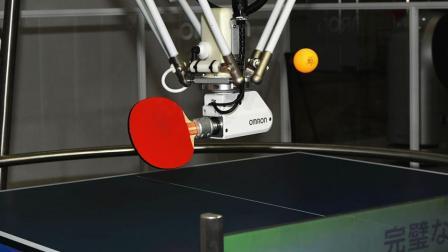 """为了打败中国乒乓球, 日本发明""""乒乓球""""机器人, 它到底有多厉害!"""