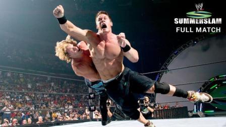 wwe 夏季狂潮大赛 2005 WWE冠军赛 Y2J克里斯杰里柯vs约翰塞纳 全场