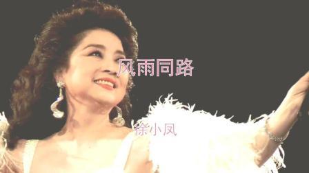 徐小凤的经典歌曲《风雨同路》, 一切都会过去, 只要不放弃!