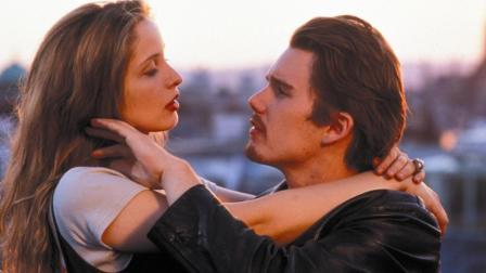 一列火车里的一个感人爱情故事, 电影《爱在黎明破晓前》