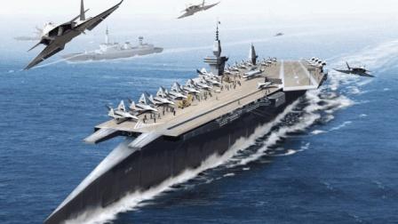 003号航母加速进程, 只为给超级巨舰腾地, 已进入新的里程碑