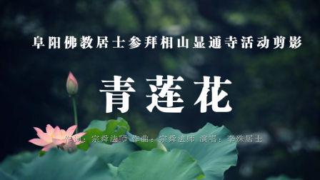 阜阳居士拜山2018盂兰盆会